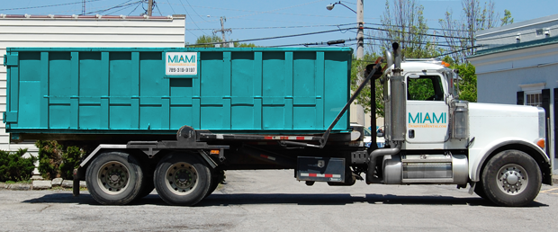 About Miami Dumpster Rental